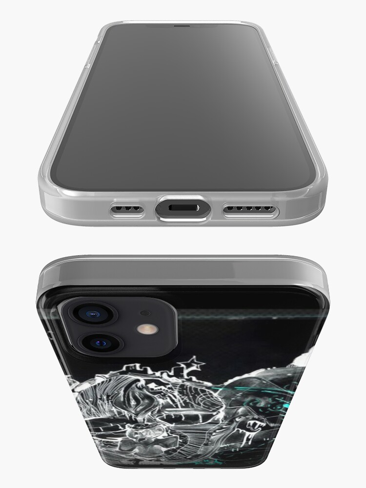 Alternate view of GalaxyX.. Soo Abstract !! XD   iPhone Case & Cover