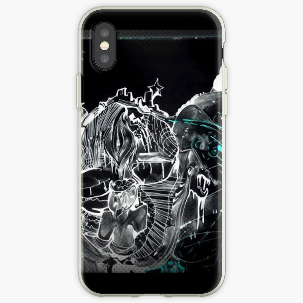 GalaxyX.. Soo Abstract !! XD   iPhone Case & Cover