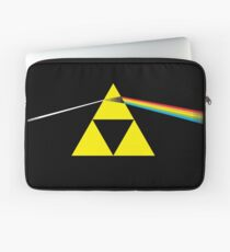 The Dark Side of the Triforce Laptop Sleeve