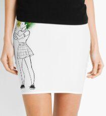 Hayley Williams Self Titled Tour Design Mini Skirt