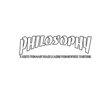 Philosophy by Xeroque
