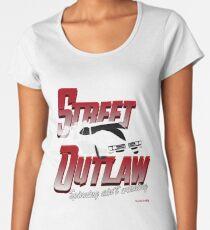 street outlaw spinning ain't winning Women's Premium T-Shirt