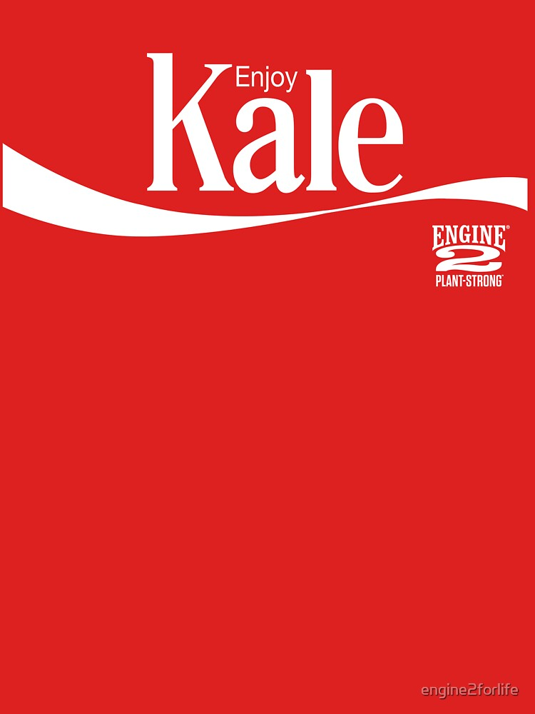 Enjoy Kale by engine2forlife