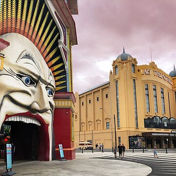 Luna Park and the Palais by rozmcq