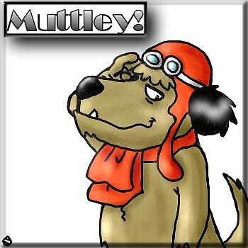 Muttley by AxelAlloy
