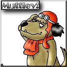 Muttley by AxelAlloy