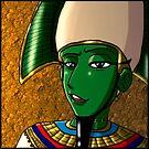 The Underworld - Osiris - Sexy Judgement by AxelAlloy