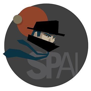 SPAI Sticker by RixxJavix