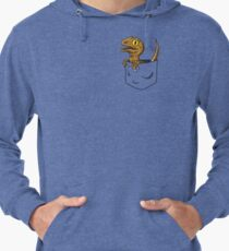 Pocket Raptor T-Shirt Lightweight Hoodie