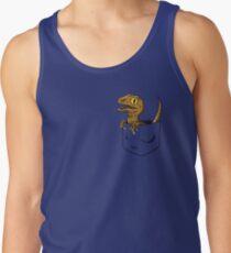 Camiseta de tirantes Camiseta Pocket Raptor