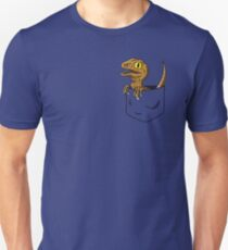 Pocket Raptor T-Shirt Unisex T-Shirt