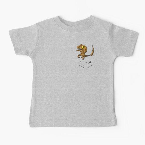 Pocket Raptor T-Shirt Baby T-Shirt