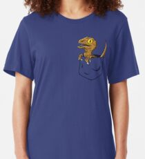 Pocket Raptor T-Shirt Slim Fit T-Shirt