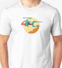 Dimitri the Flying Fish T-Shirt
