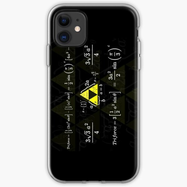 Tri-gonometry iPhone Soft Case