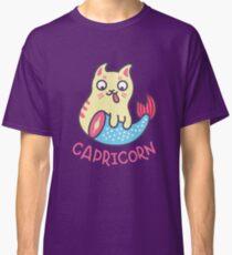 Funny Capricorn Horoscope Tshirt - Astrology and Zodiac Gift Ideas! Classic T-Shirt