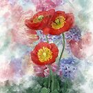 Oh Sweet Poppies by Carolyn Staut