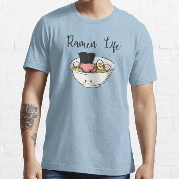 Ramen Life Bowl Of Soup Essential T-Shirt