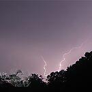 a little lightning by LoreLeft27
