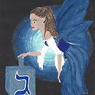 Hanukkah Fairy by EllieLieberman