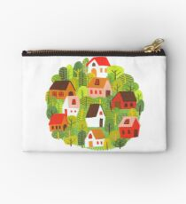 Forest Village Studio Pouch