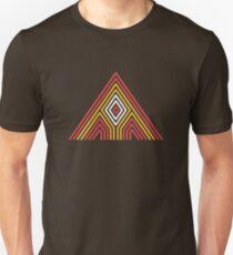 Polynesian Peak Unisex T-Shirt