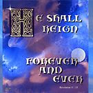He Shall Reign by Patricia Howitt