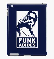 FUNK ABIDES iPad Case/Skin