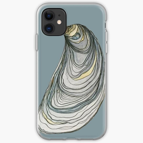 Oyster iPhone Soft Case