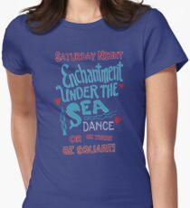 Enchantment Under the Sea Dance Fitted T-Shirt