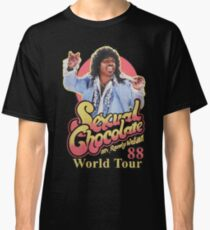 RANDY WATSON - SEXUAL CHOCOLATE WORLD TOUR 88 Classic T-Shirt