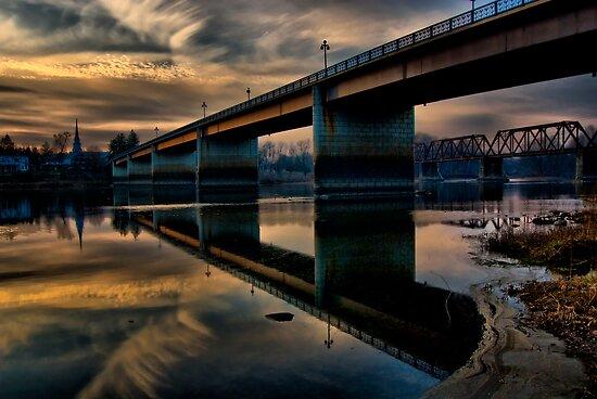 Bridge to Faith by Andreas Mueller
