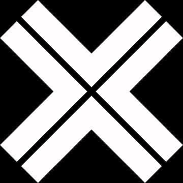 X-cross pattern_4 by designseventy