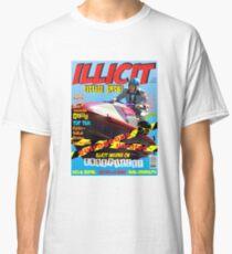 JACKASS MAGAZINE COVER Classic T-Shirt