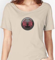 Villain halftone 2 Women's Relaxed Fit T-Shirt