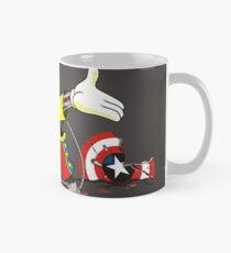 NO STRINGS Mug