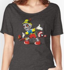 NO STRINGS Women's Relaxed Fit T-Shirt