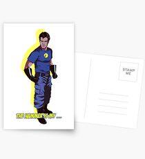 Captain Hammer  Postcards