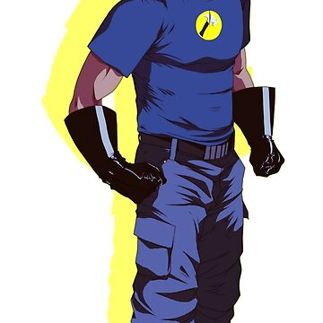Captain Hammer  by InvisibleRain