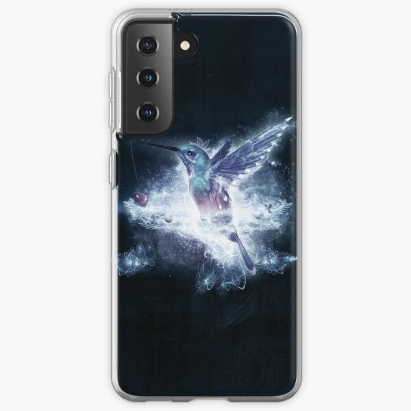 Hummingbird Love Samsung Galaxy Soft Case