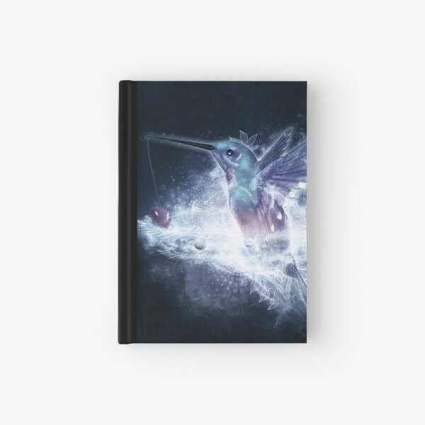 Hummingbird Love Hardcover Journal