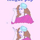 How to Tongue Pop #1 by guirodrigues