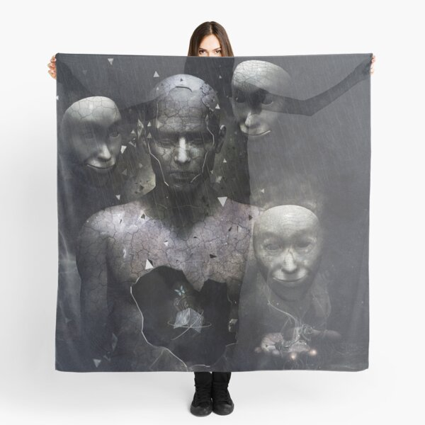 The Human In Me Scarf