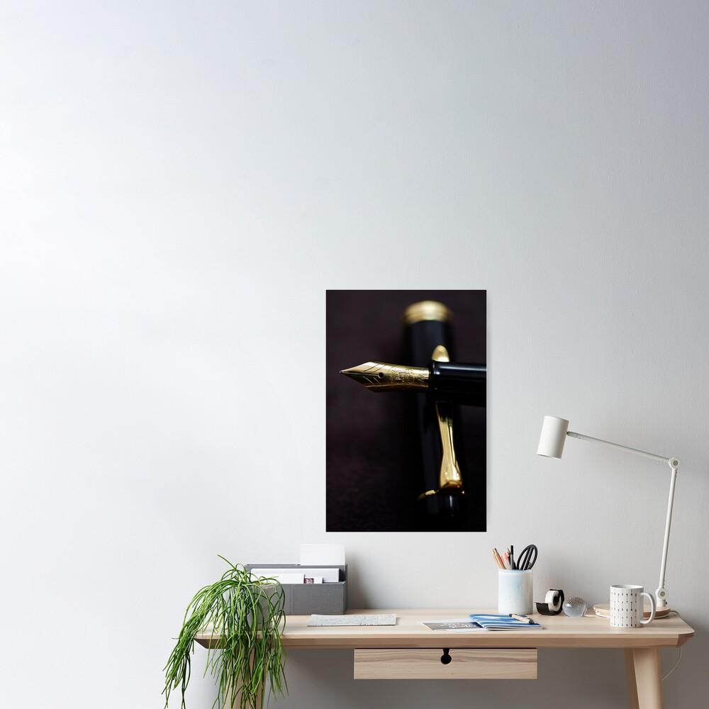 Pelikan Poster