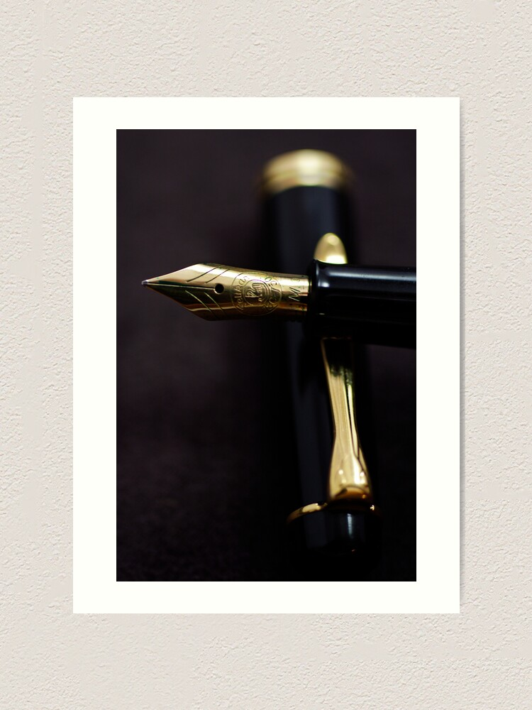 Alternate view of Pelikan Art Print