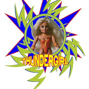 Thundergirl Kablaam by theboonation