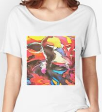Awkward Cow Women's Relaxed Fit T-Shirt