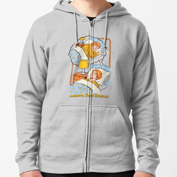 Cloud City 7 Subaru Impreza Christmas Knit Mens Hooded Sweatshirt