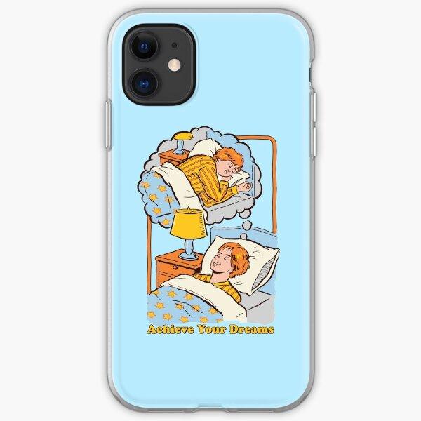 Achieve Your Dreams iPhone Soft Case
