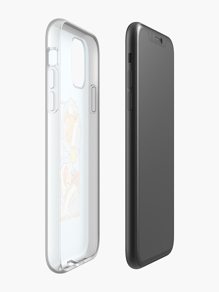 Alternate view of Achieve Your Dreams iPhone Case & Cover